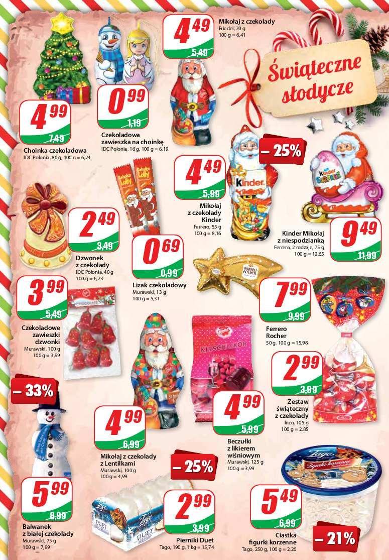 Gazetka promocyjna DINO do 19/12/2017 str.7