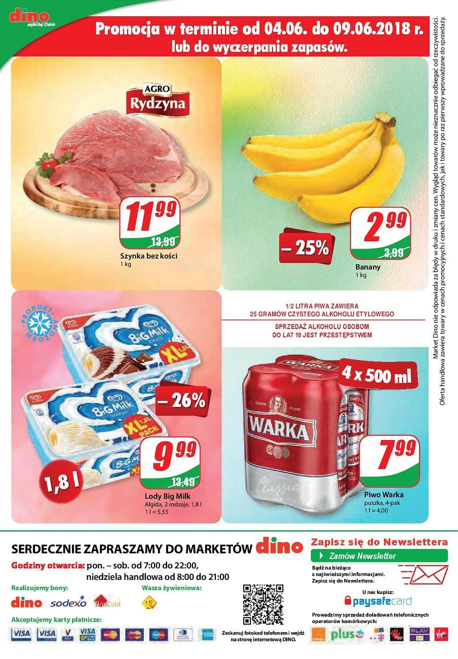 Gazetka promocyjna DINO do 12/06/2018 str.11