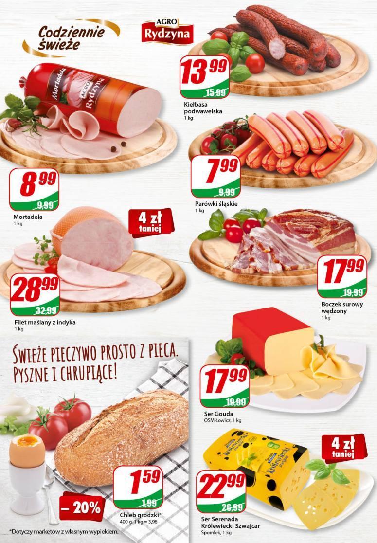 Gazetka promocyjna DINO do 13/11/2018 str.2