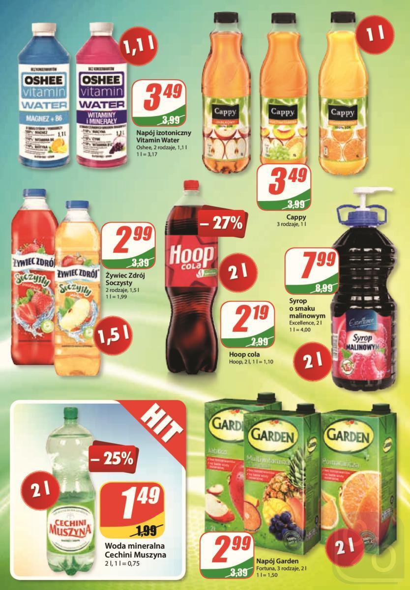 Gazetka promocyjna DINO do 07/08/2018 str.7