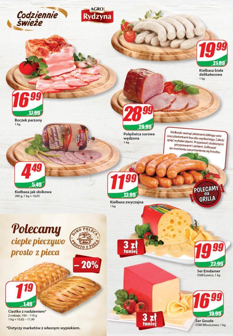 Gazetka promocyjna DINO do 26/06/2018 str.1