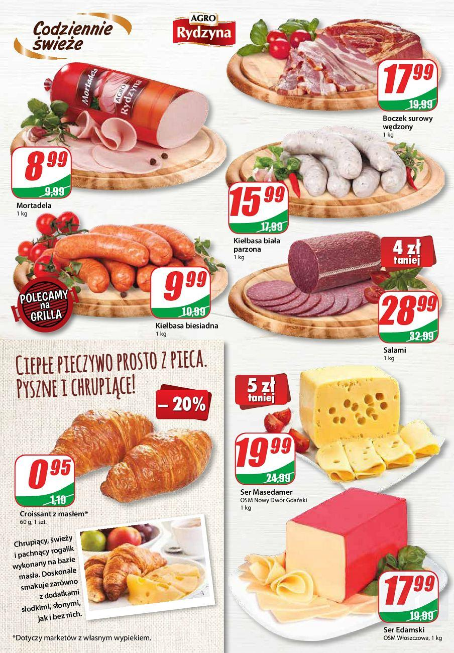 Gazetka promocyjna DINO do 14/08/2018 str.1