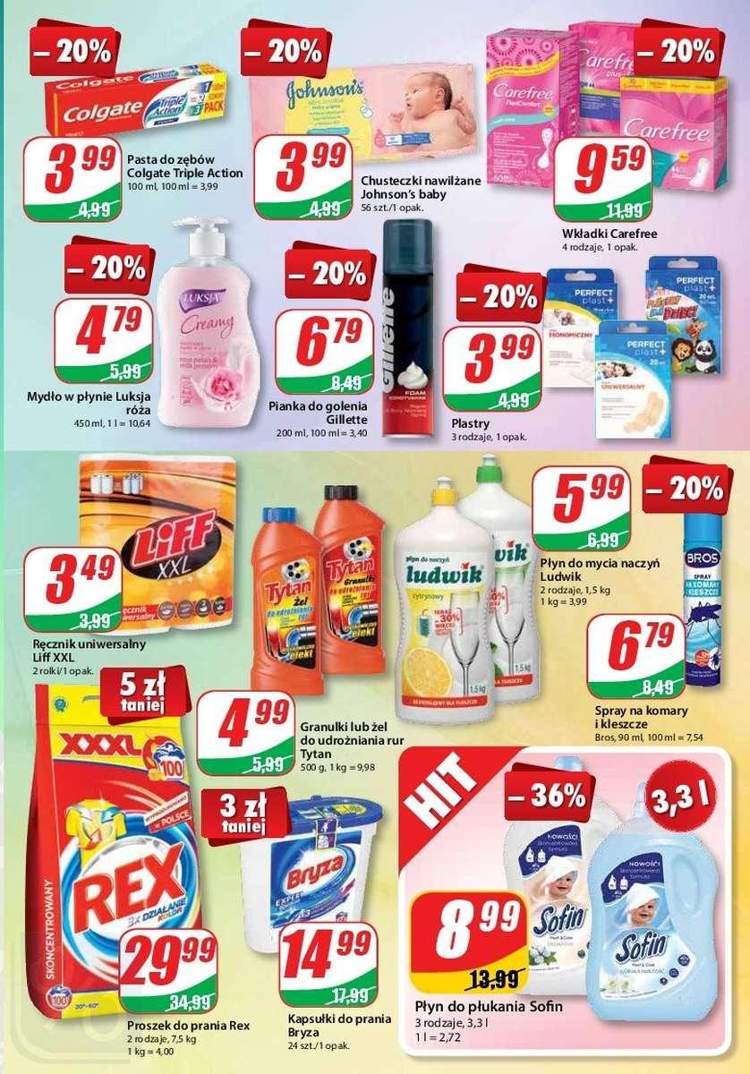 Gazetka promocyjna DINO do 05/06/2018 str.14