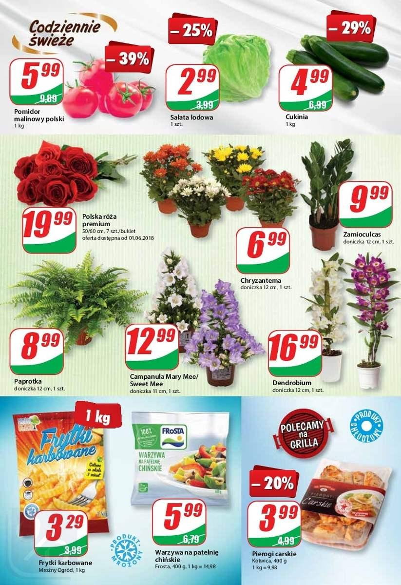 Gazetka promocyjna DINO do 05/06/2018 str.3