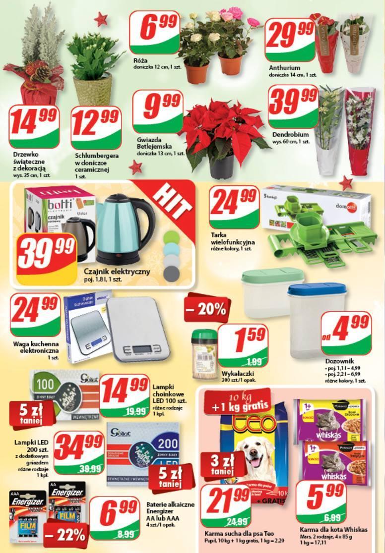 Gazetka promocyjna DINO do 26/12/2017 str.13