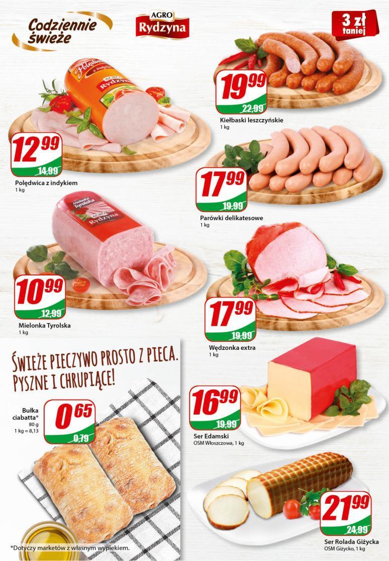 Gazetka promocyjna DINO do 27/11/2018 str.1
