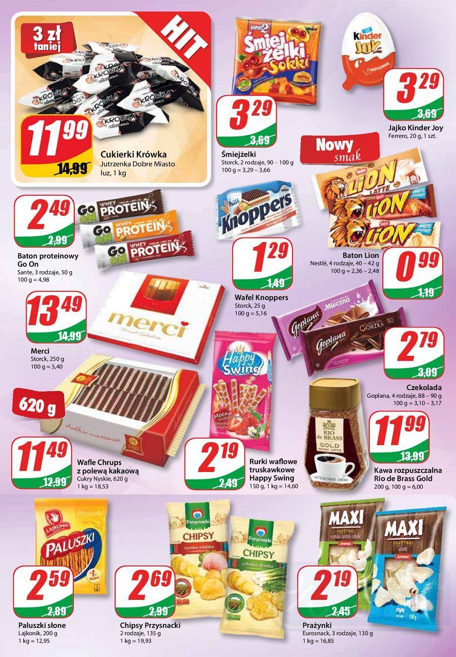 Gazetka promocyjna DINO do 28/08/2018 str.7