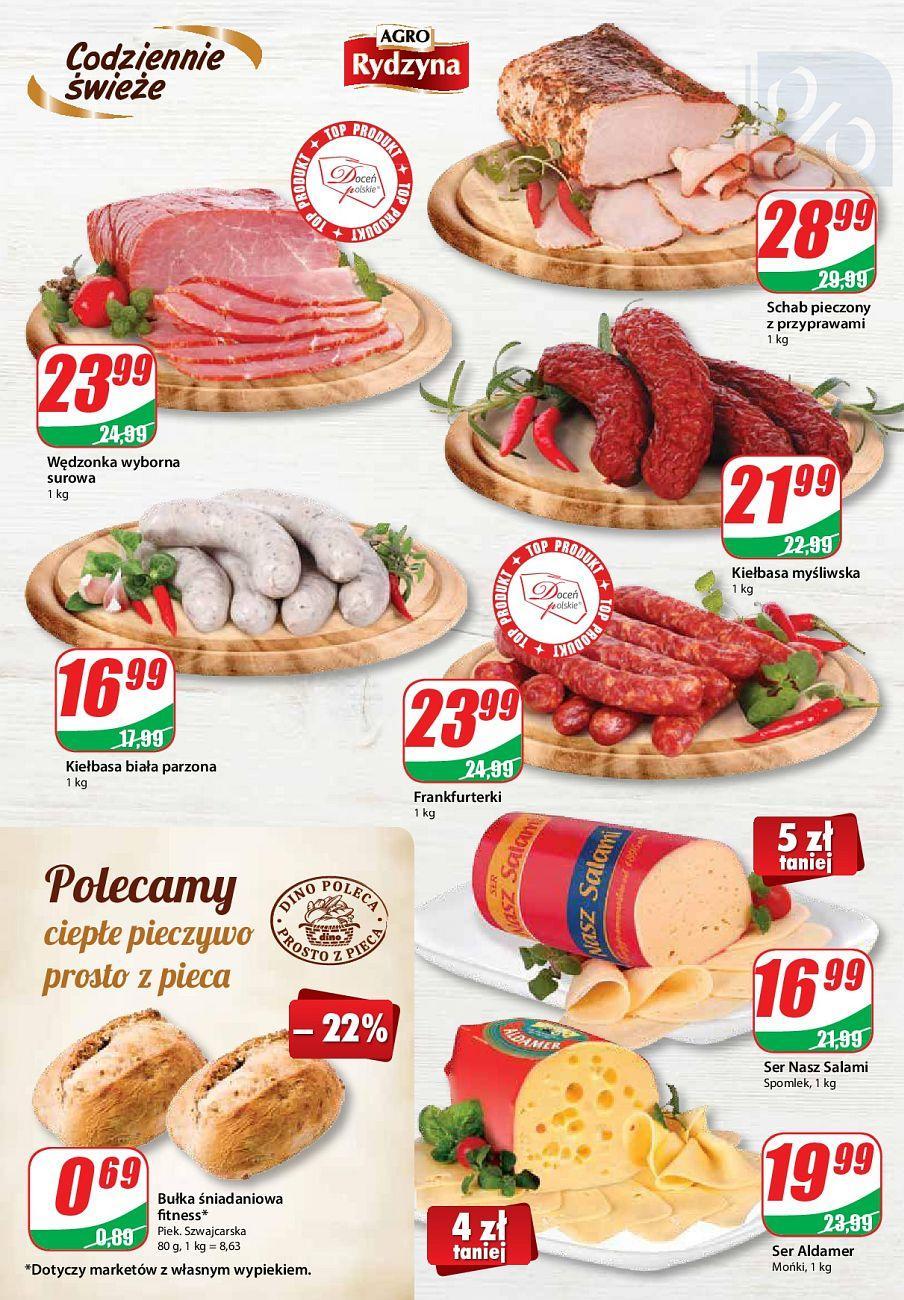 Gazetka promocyjna DINO do 03/07/2018 str.1