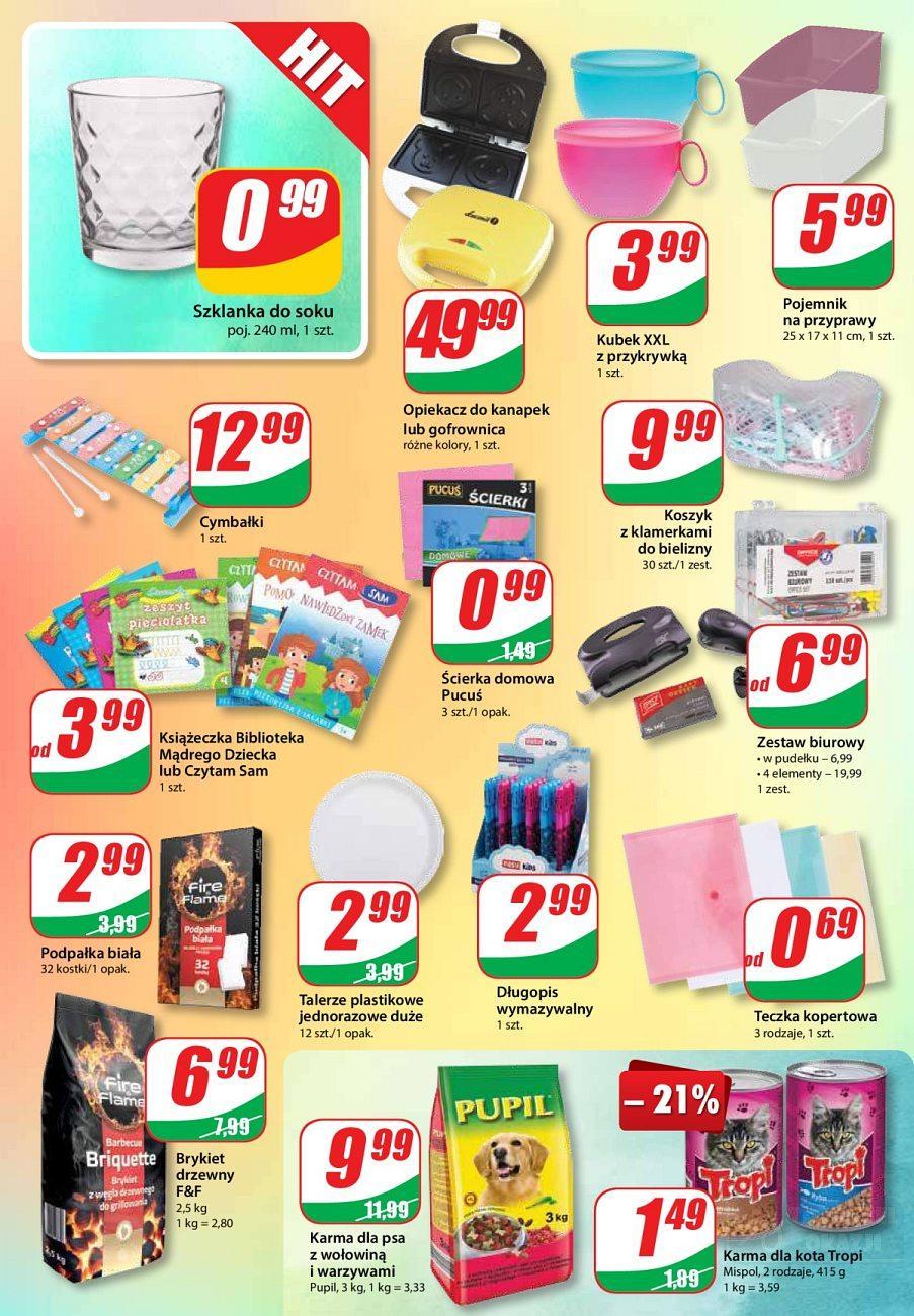 Gazetka promocyjna DINO do 21/08/2018 str.9