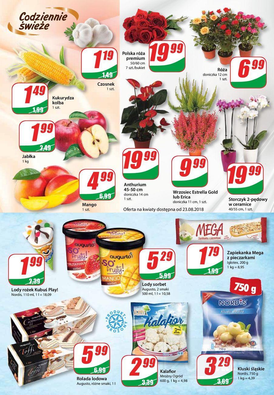 Gazetka promocyjna DINO do 28/08/2018 str.3