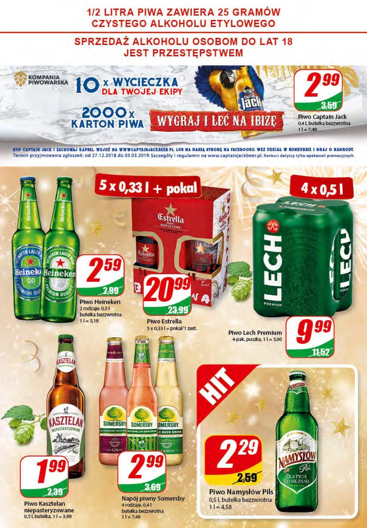 Gazetka promocyjna DINO do 31/12/2018 str.13