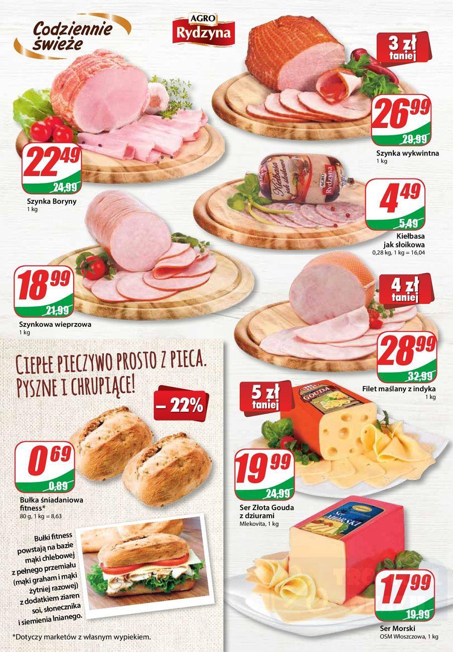 Gazetka promocyjna DINO do 28/08/2018 str.1