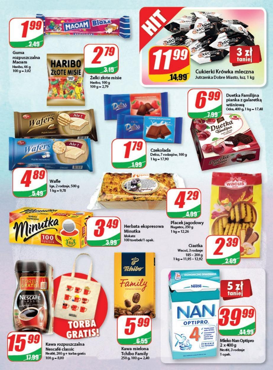 Gazetka promocyjna DINO do 01/08/2017 str.6