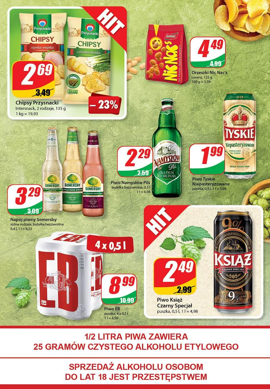 Gazetka promocyjna DINO do 08/05/2018 str.8