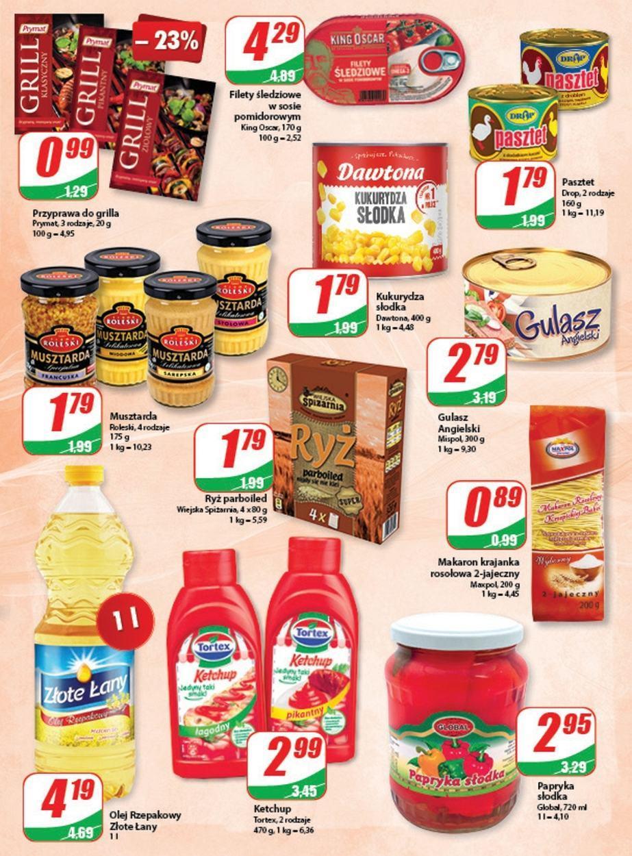 Gazetka promocyjna DINO do 01/08/2017 str.4