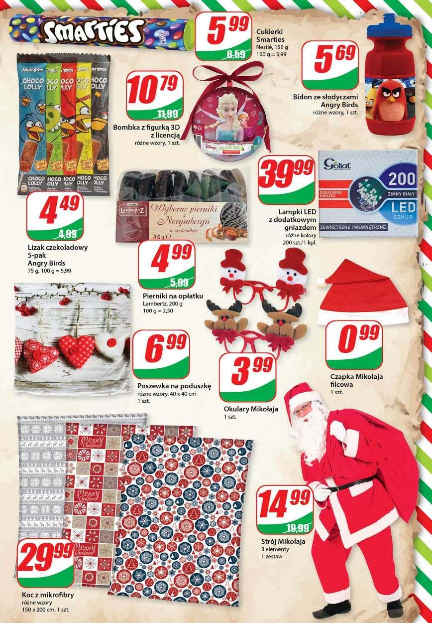 Gazetka promocyjna DINO do 05/12/2017 str.6