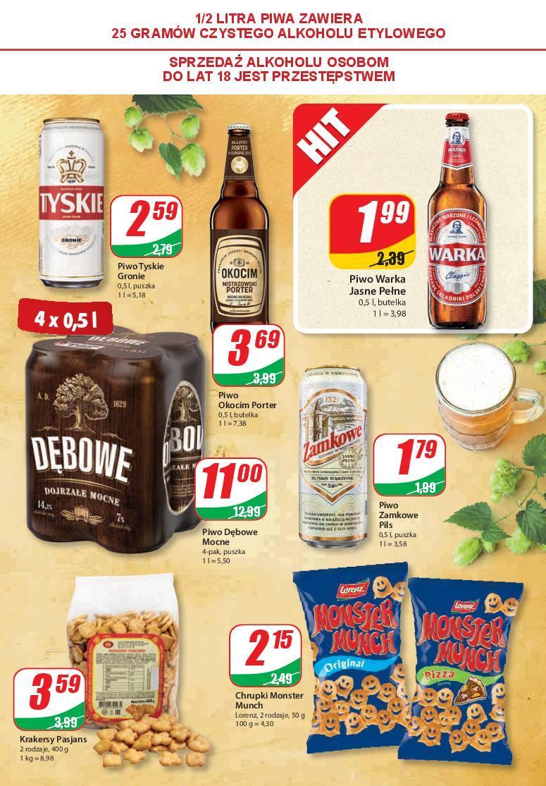 Gazetka promocyjna DINO do 30/10/2018 str.8