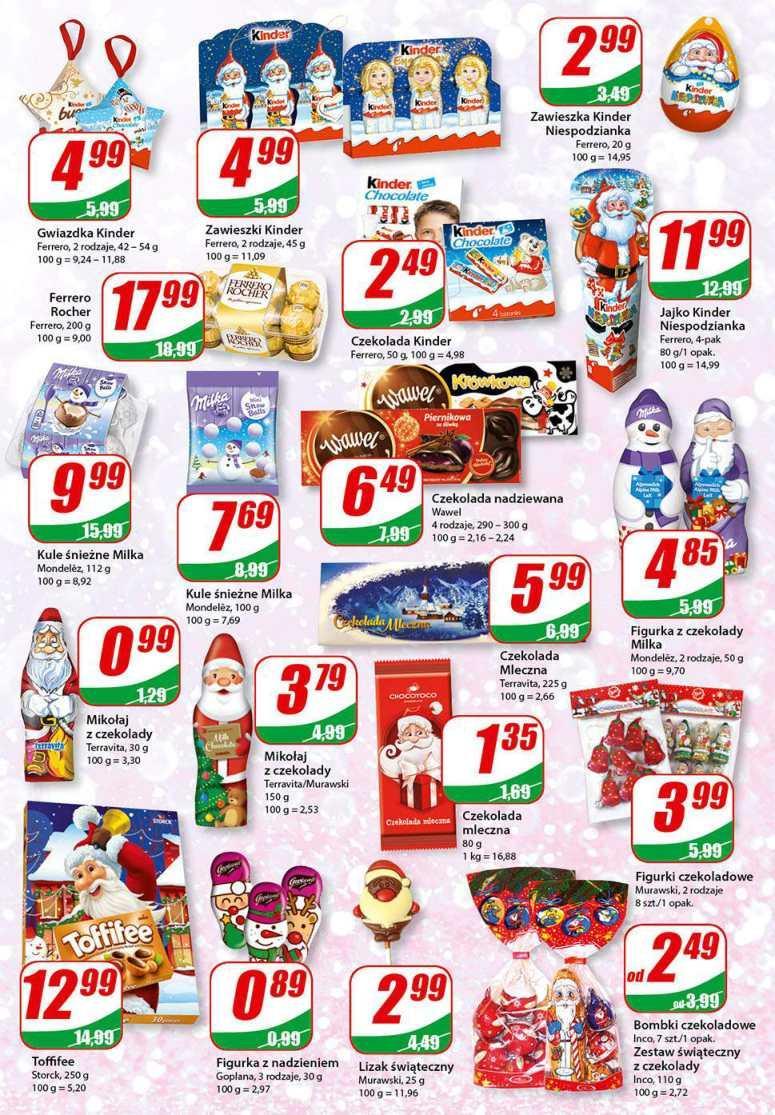 Gazetka promocyjna DINO do 24/12/2018 str.10