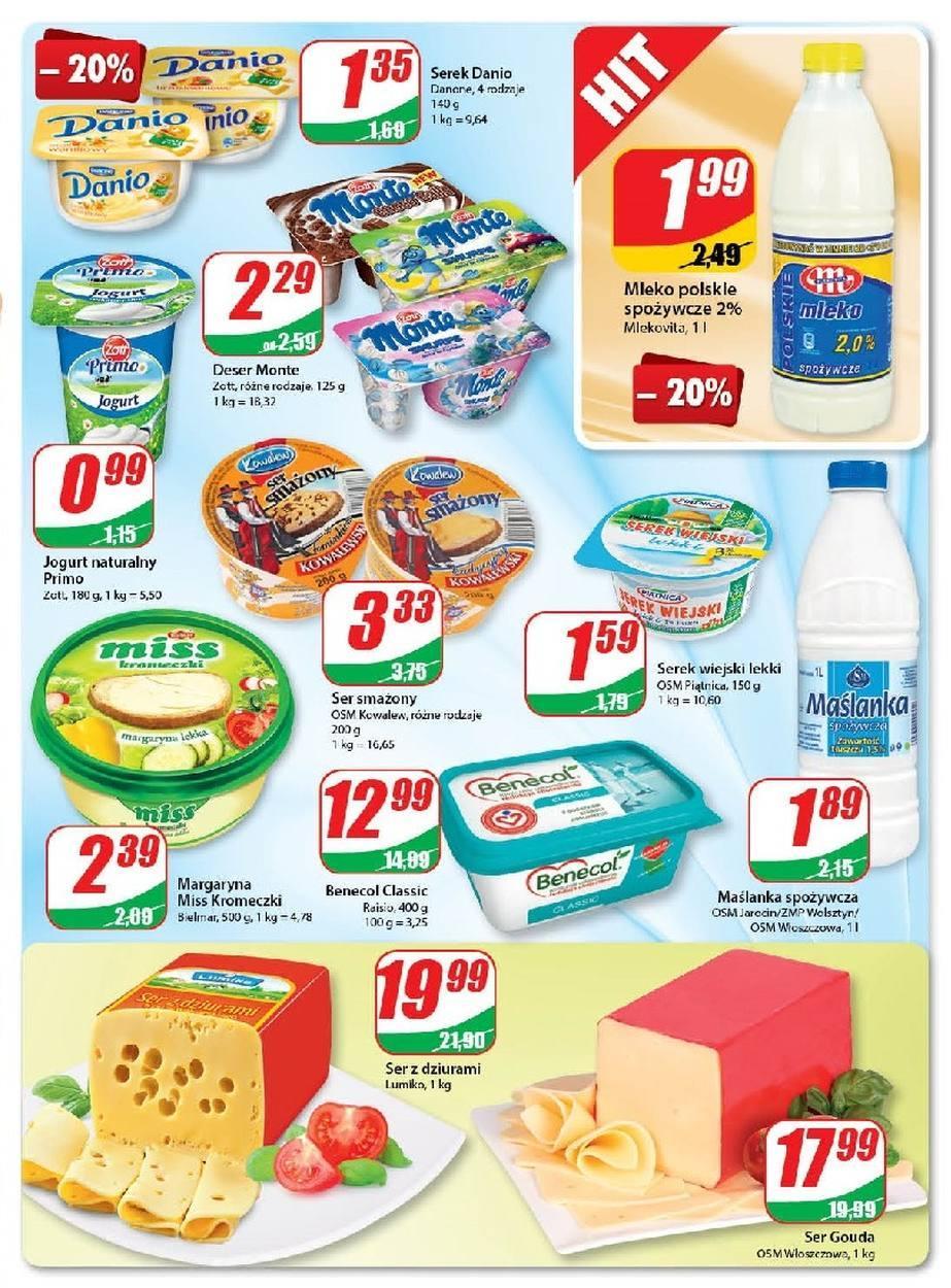 Gazetka promocyjna DINO do 11/07/2017 str.2