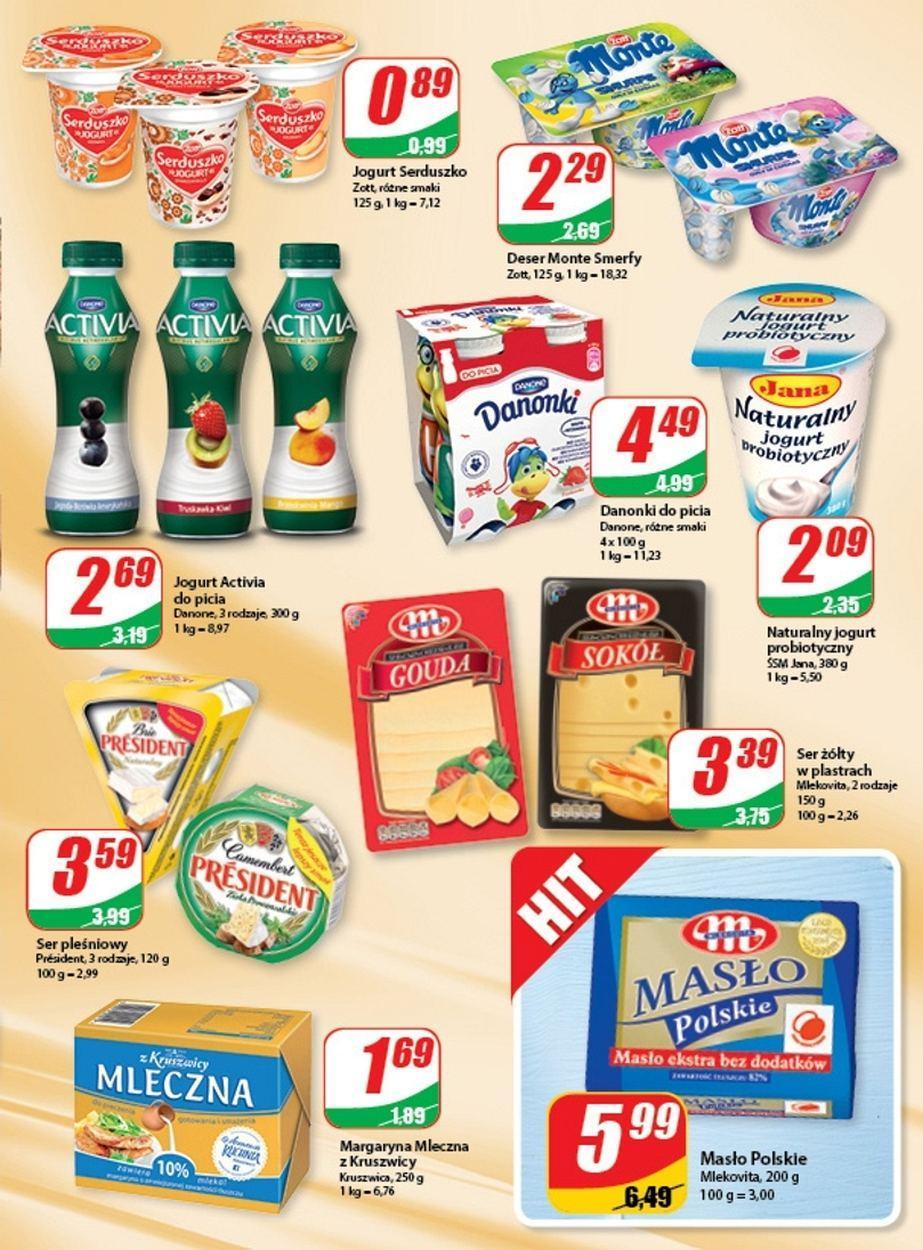 Gazetka promocyjna DINO do 03/10/2017 str.2