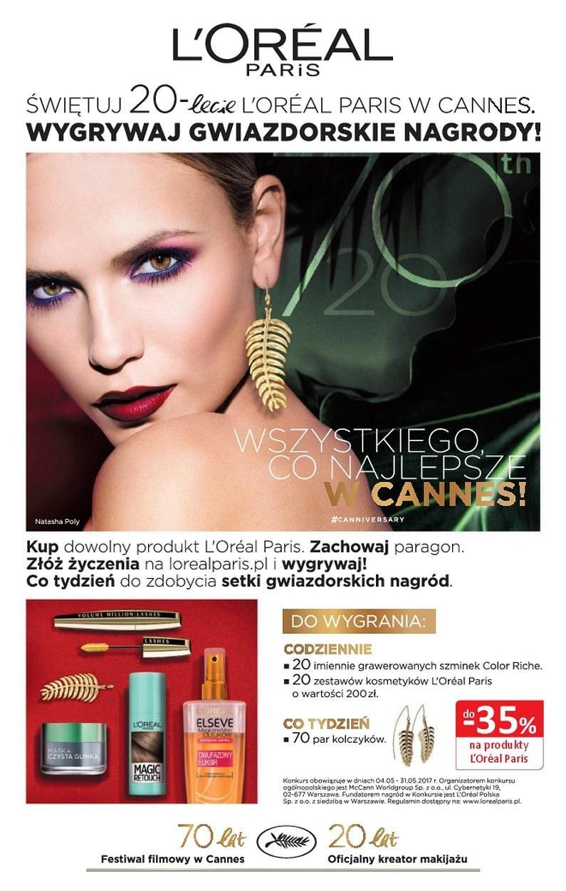 Gazetka promocyjna Drogerie Natura do 24/05/2017 str.6