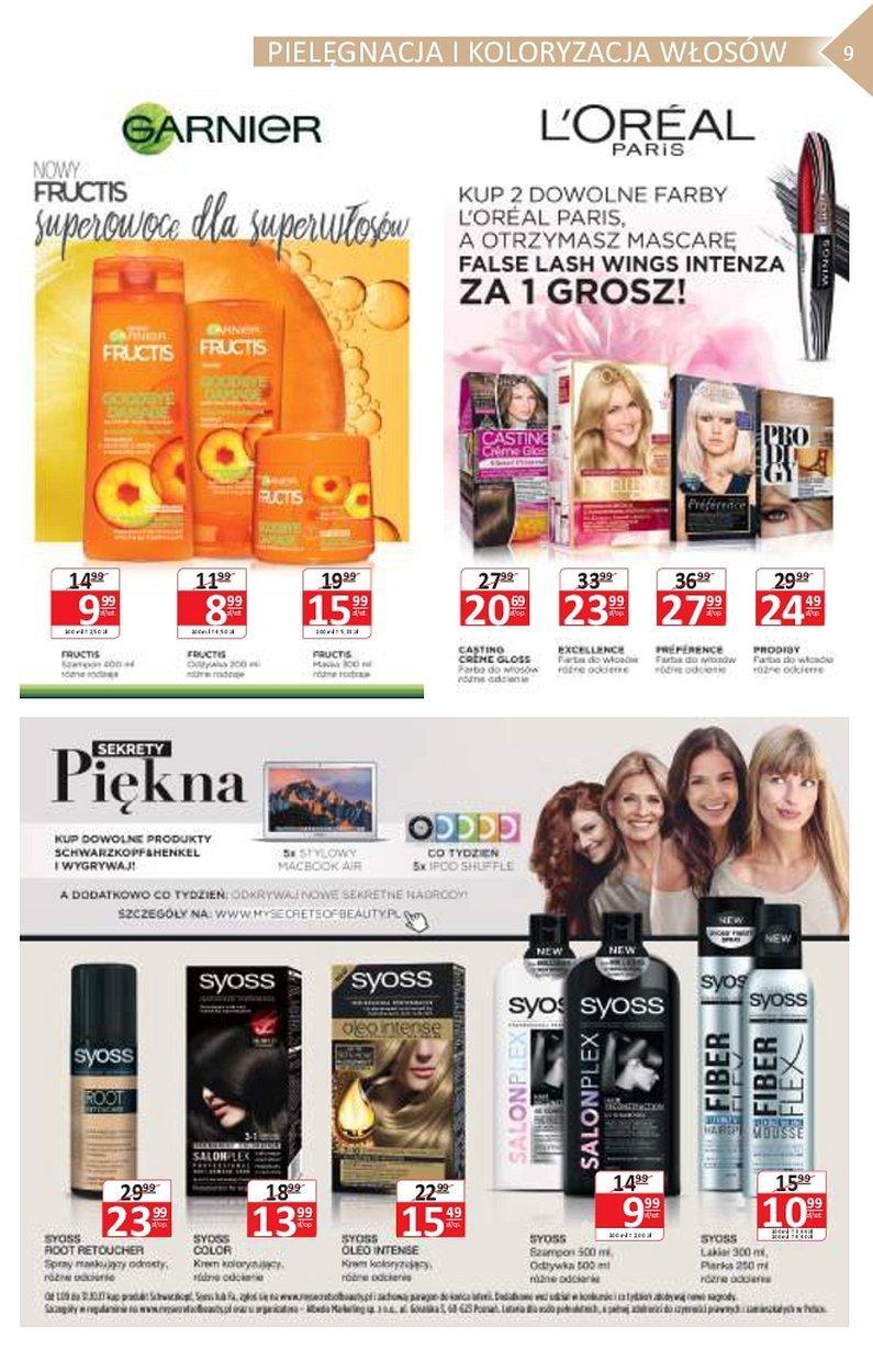 Gazetka promocyjna Drogerie Natura do 27/09/2017 str.8