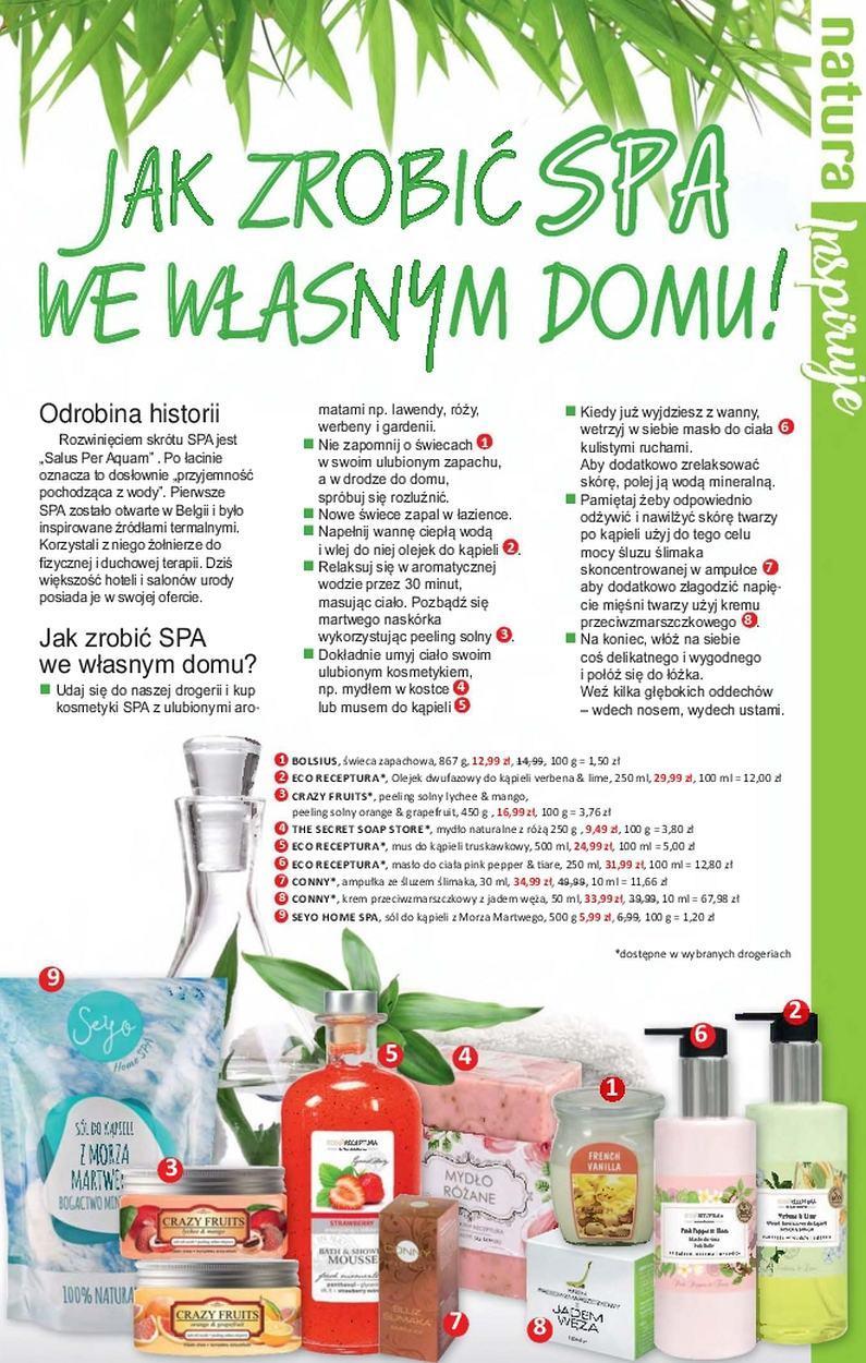 Gazetka promocyjna Drogerie Natura do 22/11/2017 str.4