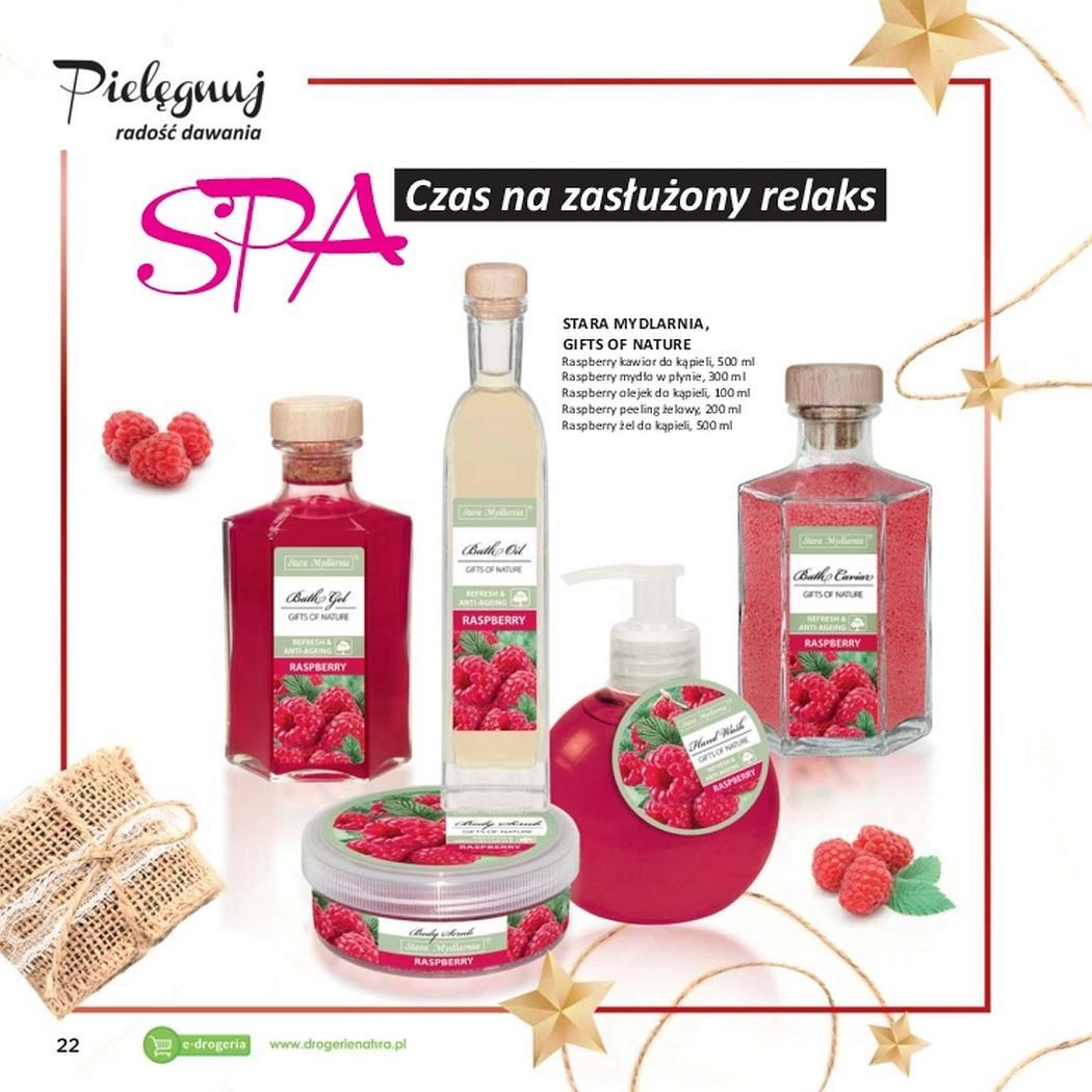 Gazetka promocyjna Drogerie Natura do 24/12/2017 str.21