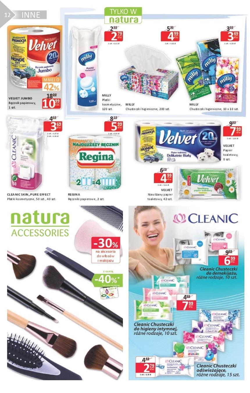 Gazetka promocyjna Drogerie Natura do 12/04/2017 str.11