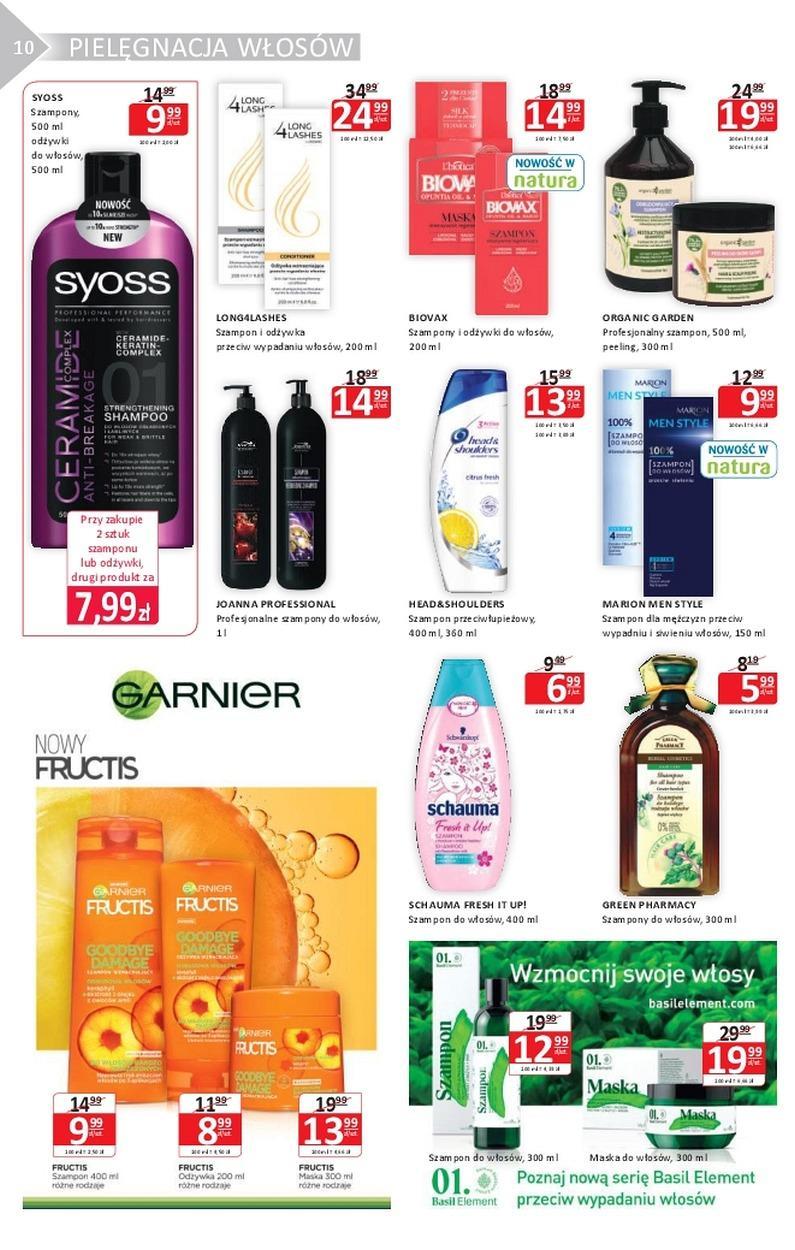 Gazetka promocyjna Drogerie Natura do 05/07/2017 str.9