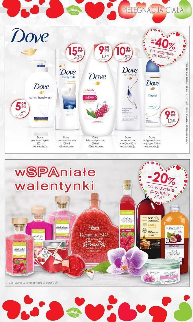 Gazetka promocyjna Drogerie Natura do 15/02/2017 str.2
