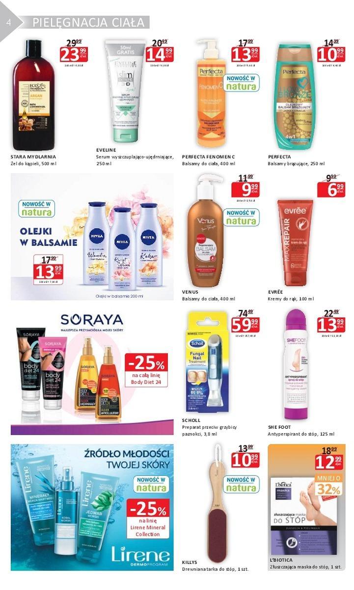 Gazetka promocyjna Drogerie Natura do 21/06/2017 str.3