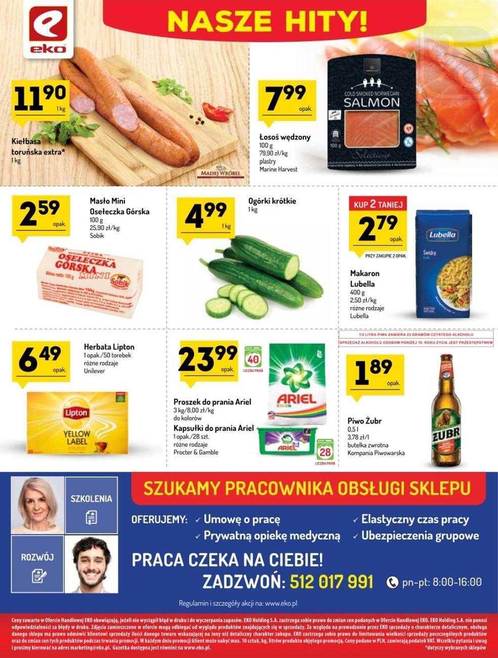 Gazetka promocyjna EKO do 11/04/2018 str.11