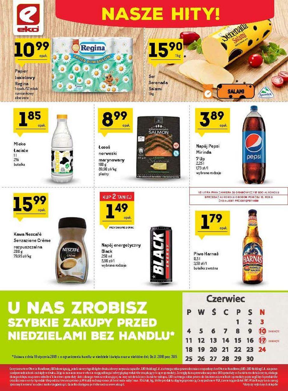 Gazetka promocyjna EKO do 27/06/2018 str.11