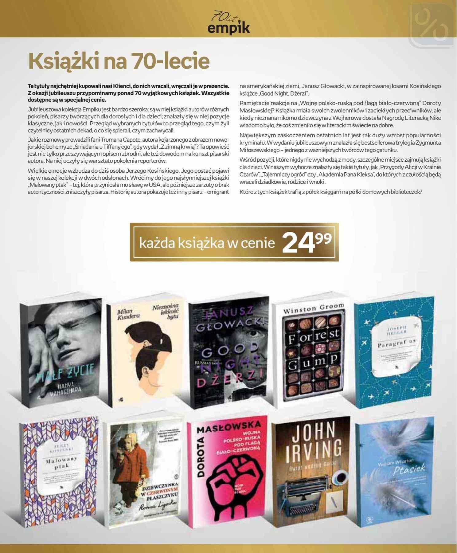 Gazetka promocyjna empik do 24/12/2018 str.56