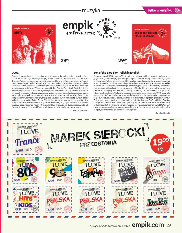 Gazetka promocyjna empik do 03/07/2018 str.28
