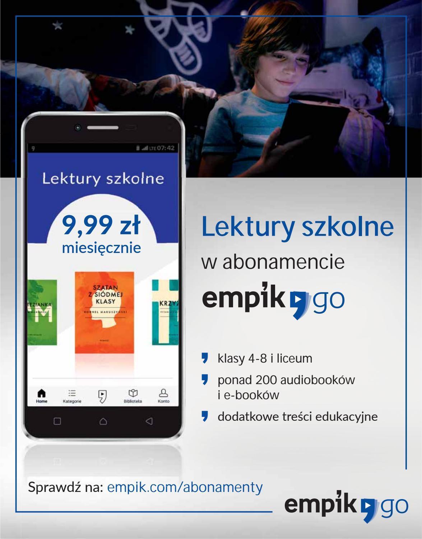 Gazetka promocyjna empik do 02/10/2018 str.2