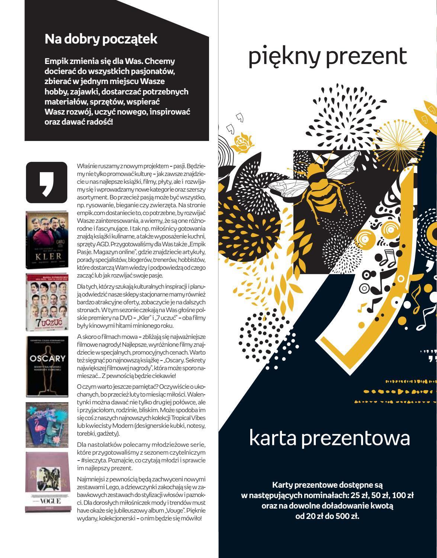 Gazetka promocyjna empik do 26/02/2019 str.1