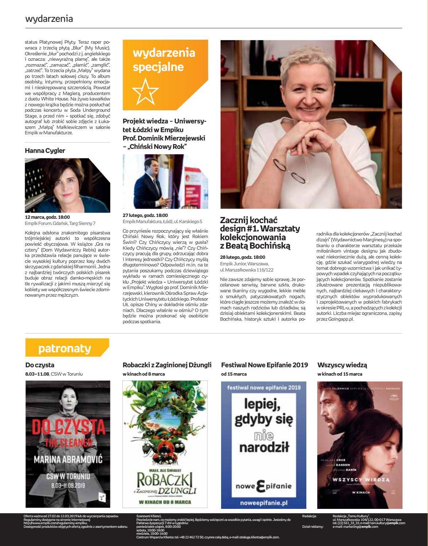 Gazetka promocyjna empik do 12/03/2019 str.70