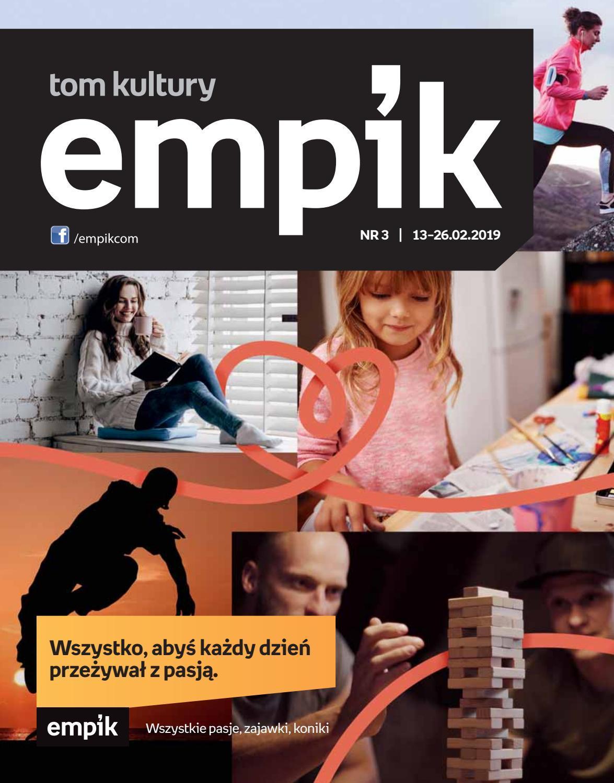 Gazetka promocyjna empik do 26/02/2019 str.0