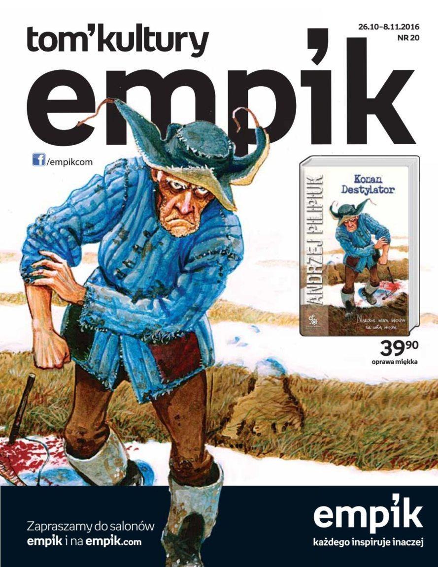 Gazetka promocyjna empik do 08/11/2016 str.0