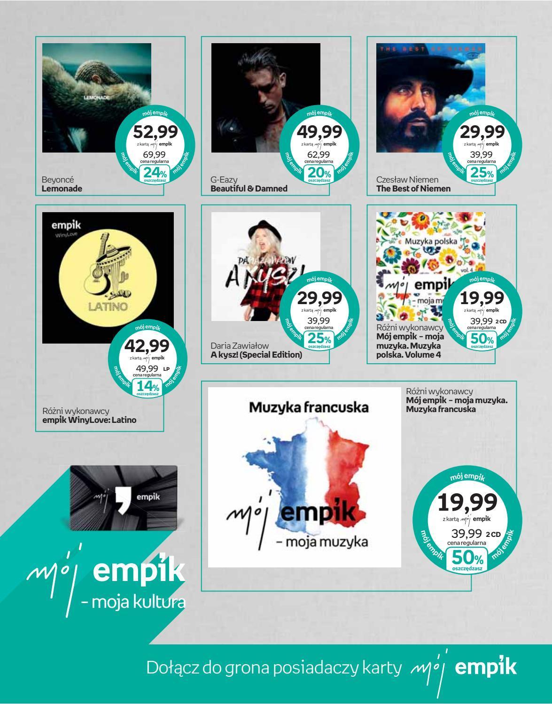 Gazetka promocyjna empik do 03/07/2018 str.3