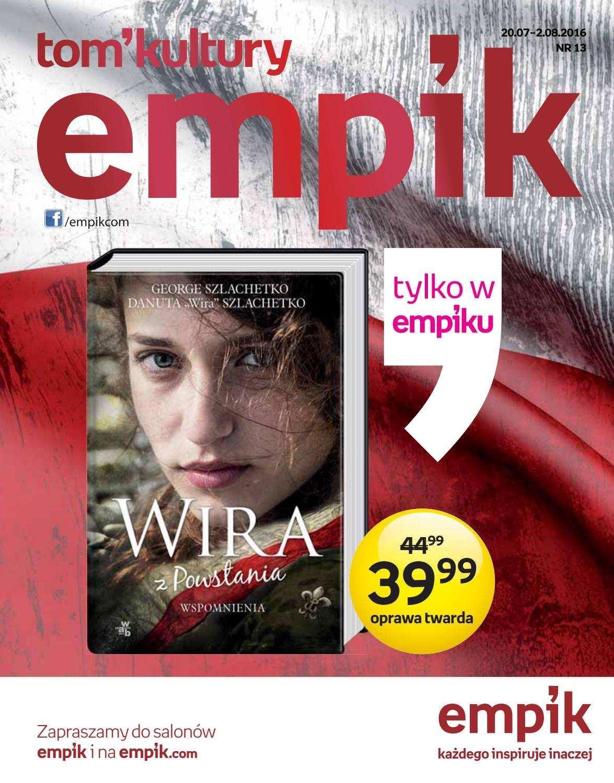 Gazetka promocyjna empik do 02/08/2016 str.0