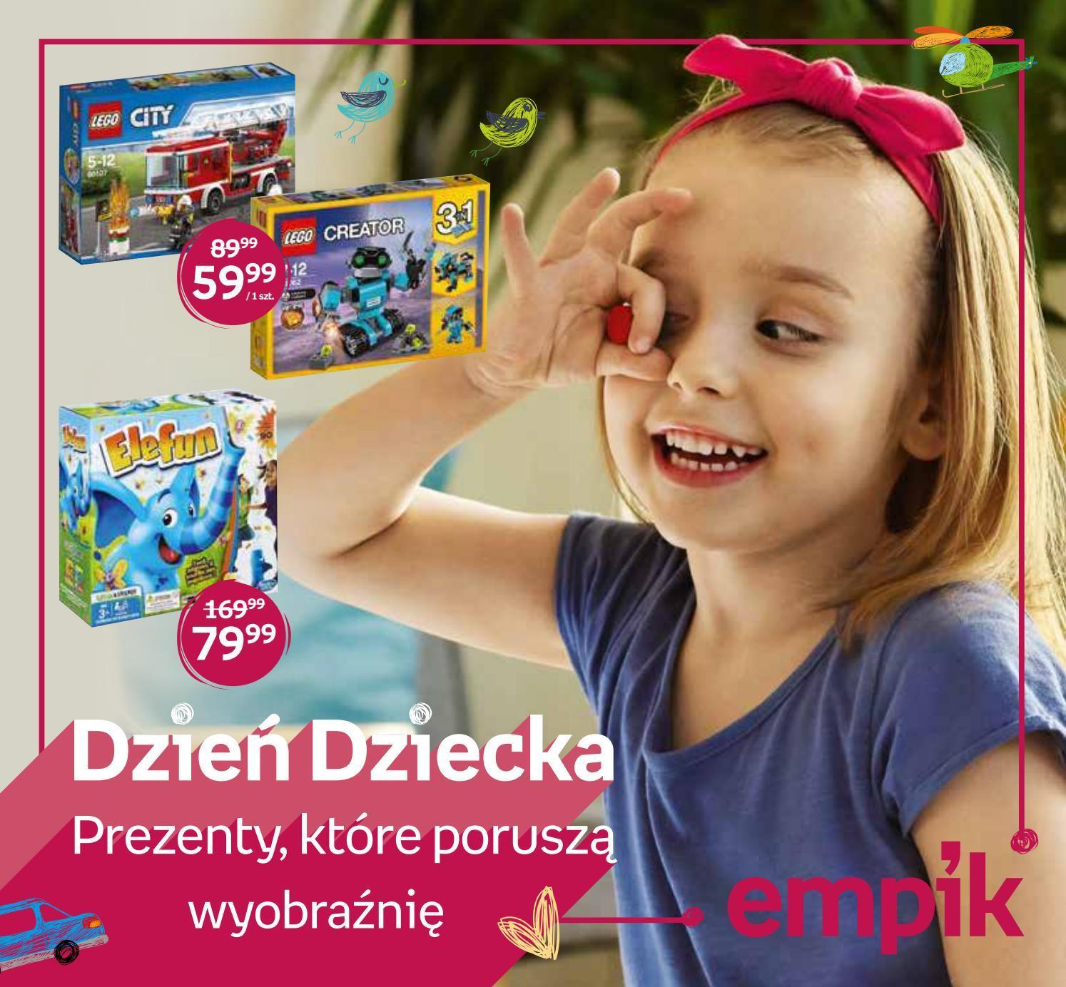 Gazetka promocyjna empik do 03/06/2018 str.0