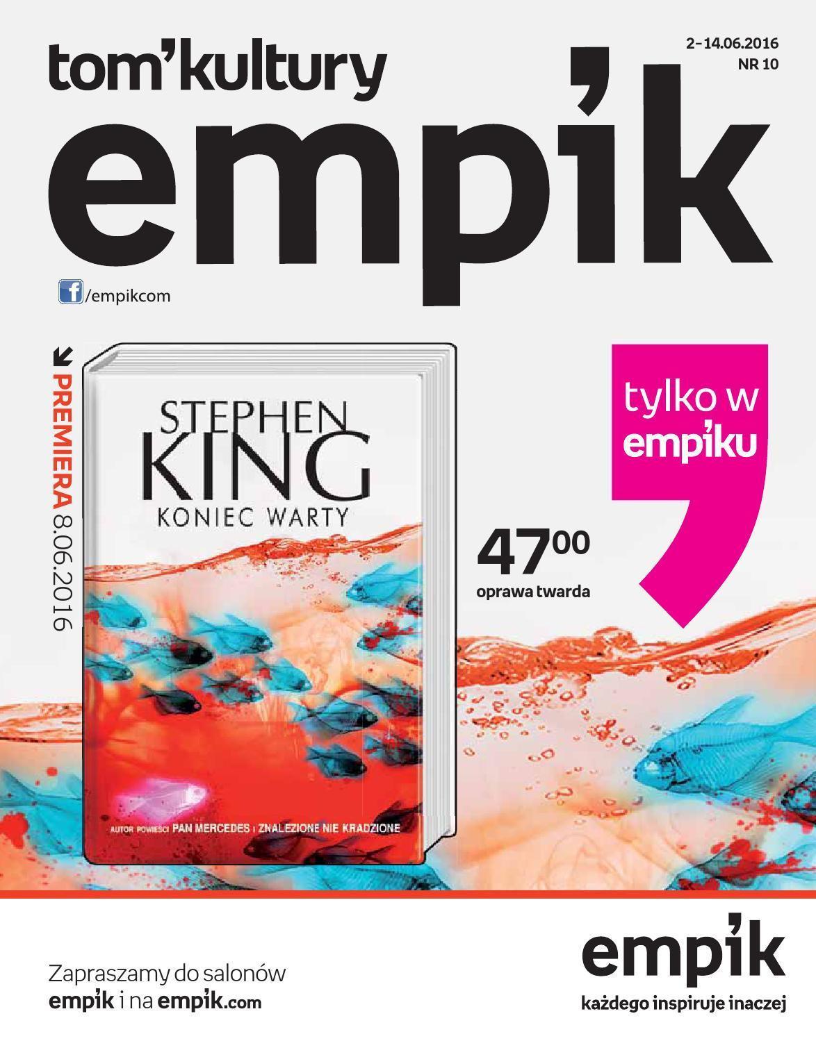 Gazetka promocyjna empik do 14/06/2016 str.0