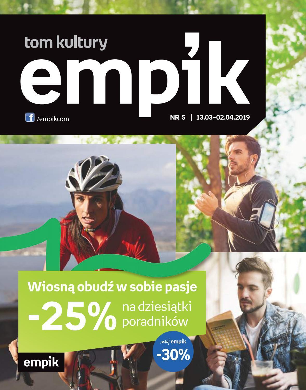 Gazetka promocyjna empik do 02/04/2019 str.0