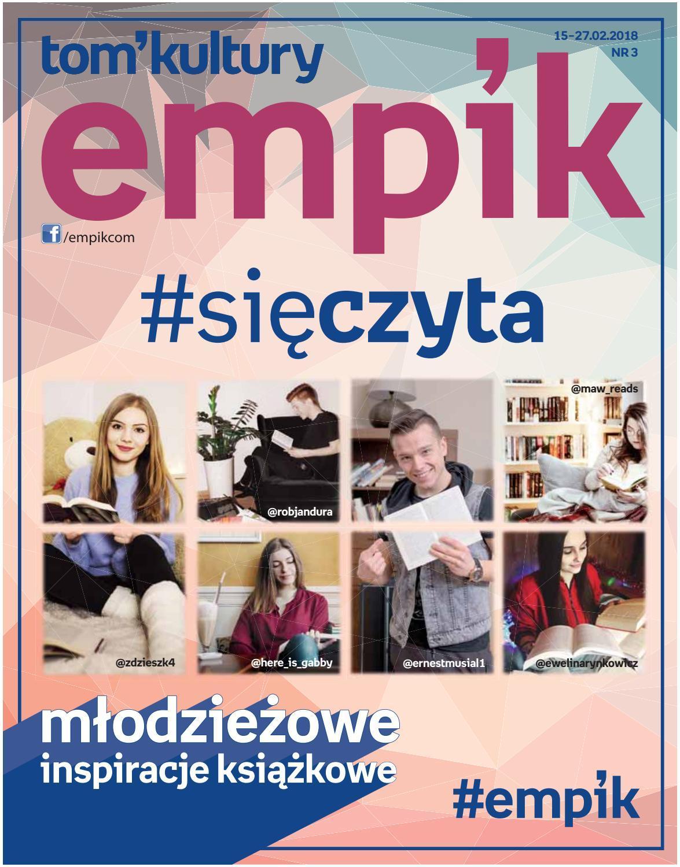 Gazetka promocyjna empik do 27/02/2018 str.0