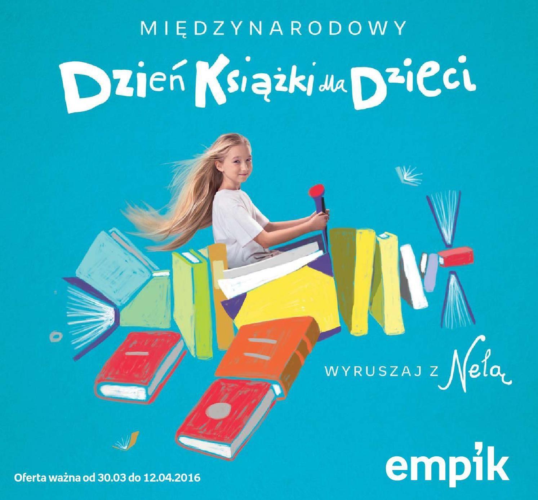 Gazetka promocyjna empik do 12/04/2016 str.0