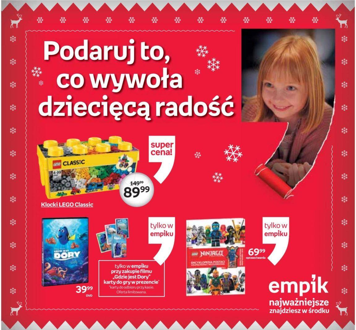 Gazetka promocyjna empik do 24/12/2016 str.0