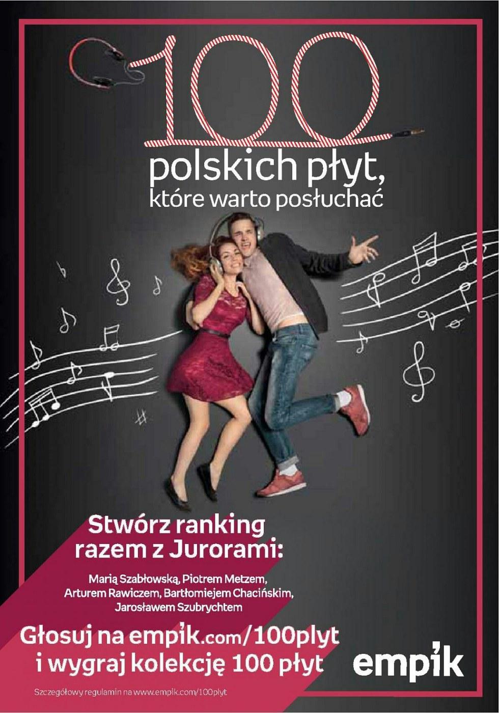 Gazetka promocyjna empik do 10/10/2017 str.0
